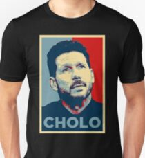 Camiseta unisex Cholo Simeone (Obama Effect)