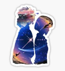 Your Name Sticker