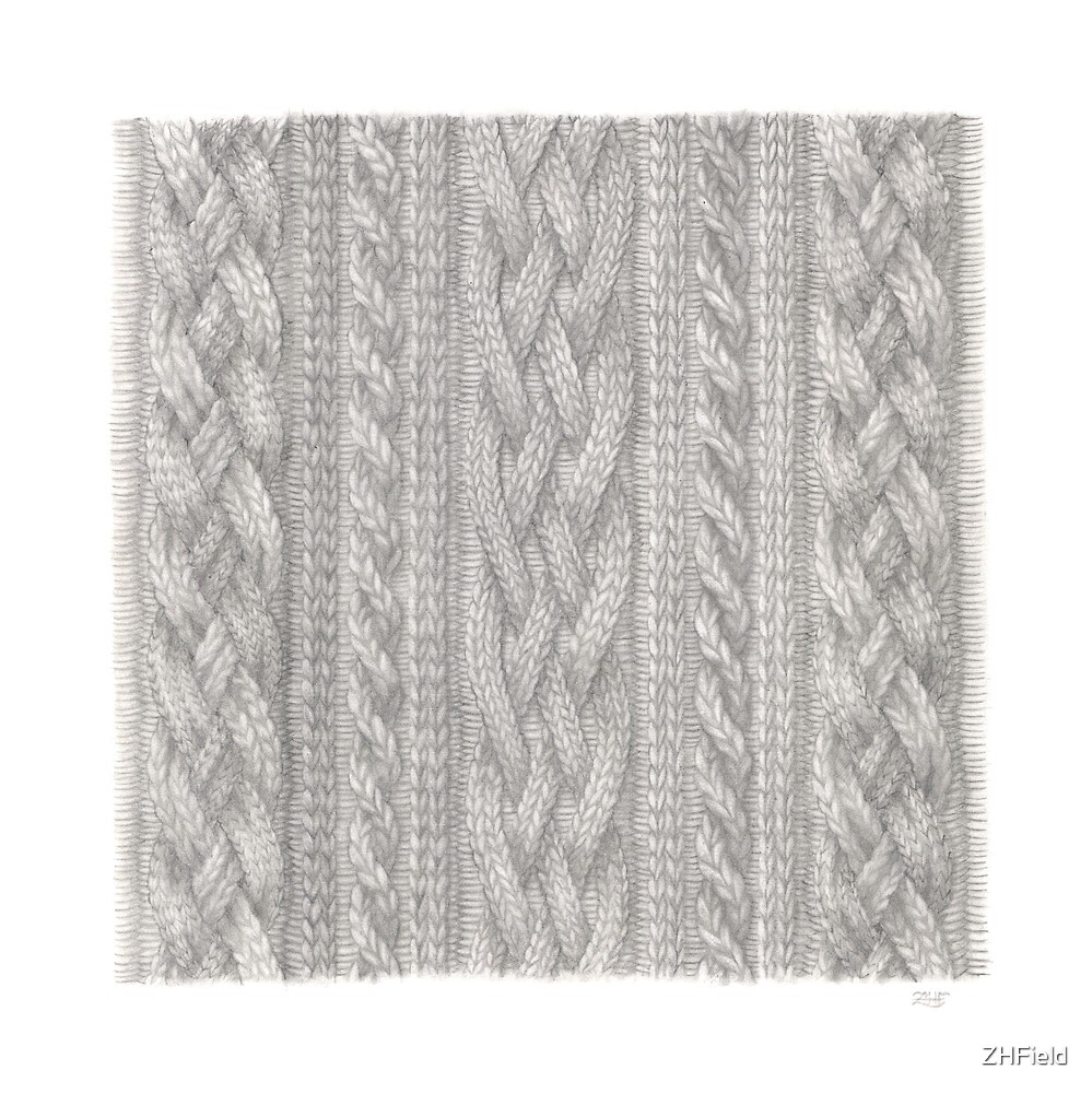 Cable Knit by ZHField