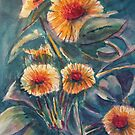 Sunflowers by slwaller