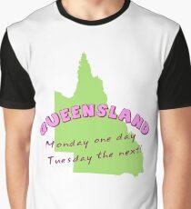 Queensland Graphic T-Shirt