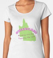 Queensland Women's Premium T-Shirt