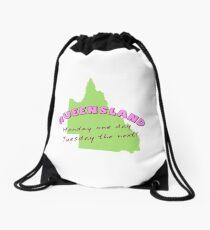 Queensland Drawstring Bag
