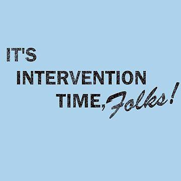 Intervention Time by EpcotServo