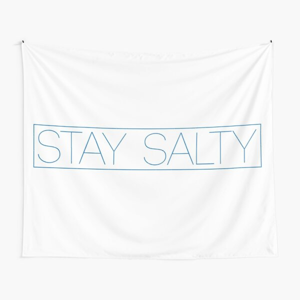 Stay Salty Tapestry