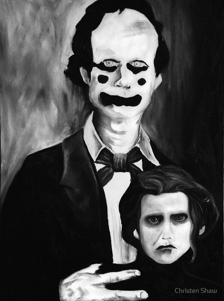 Anna and the Clown by Christen Shaw