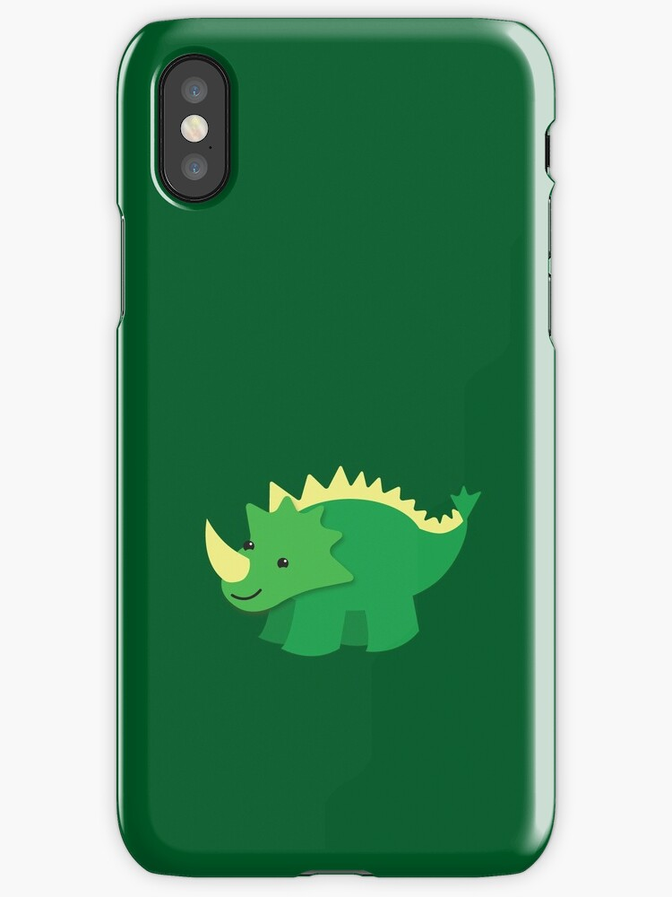 cute iphone 5 cases quot green dinosaur quot iphone cases amp covers by 3685