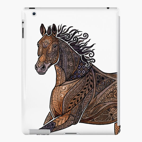 Grecian Horse iPad Snap Case