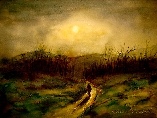 Landscape Hardy...The Return of the Native by ©Janis Zroback