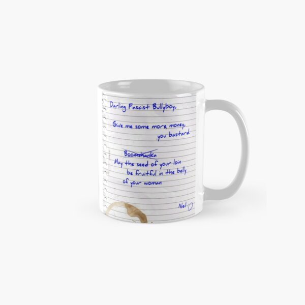 The Young Ones, Dear Bank Manager Classic Mug