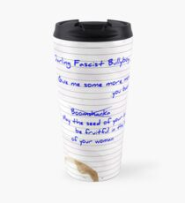 The Young Ones, Dear Bank Manager Travel Mug