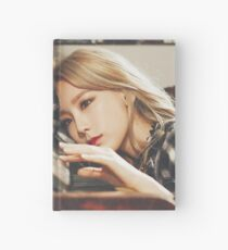 GIRLS GENERATION TAEYEON I Hardcover Journal