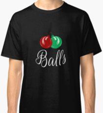 Christmas Balls Classic T-Shirt