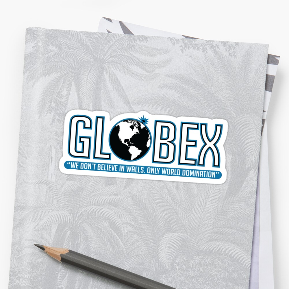 Globex (Blue) [Roufxis - RB] by RoufXis