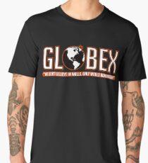 Globex (Orange) [Roufxis - RB] Men's Premium T-Shirt