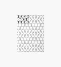 Save The Bees Art Board