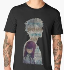 Steins Gate Men's Premium T-Shirt