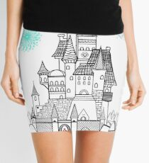 Happily Ever After  Mini Skirt