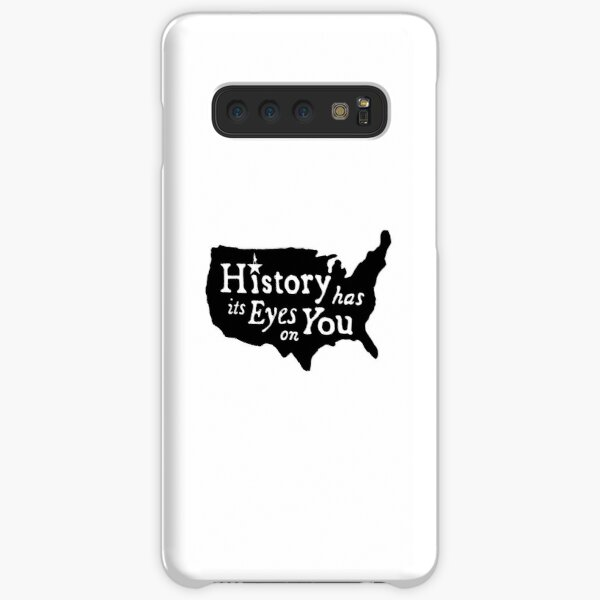 History has its eyes on you Samsung Galaxy Snap Case
