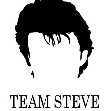 Team Steve - Stranger Things by An-Irrelephant