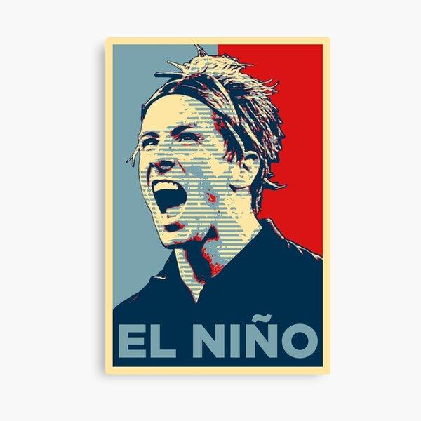 El Niño Torres (Obama Effect) Lienzo
