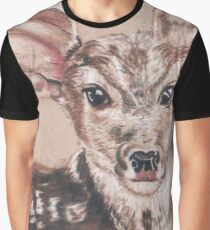 Fawn Graphic T-Shirt