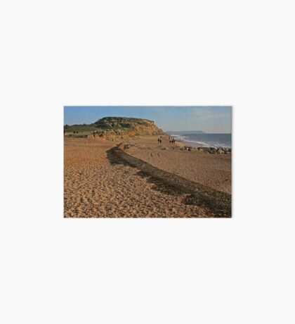 Hengistbury Head, Christmas Day 2014 Art Board