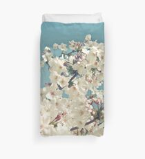 Buds in May Duvet Cover