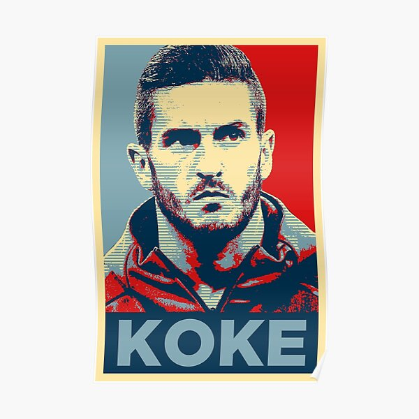 Koke (Obama Effect) Póster