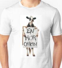 EAT MOR CHIKIN COW Unisex T-Shirt