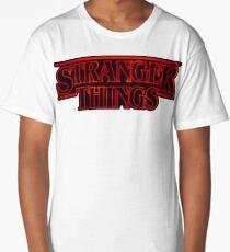 Stranger Things Long T-Shirt