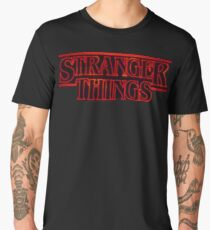 Stranger Things Men's Premium T-Shirt