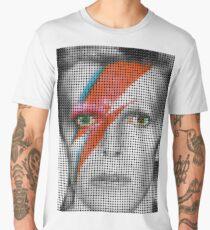 Portrait David Bowie Men's Premium T-Shirt