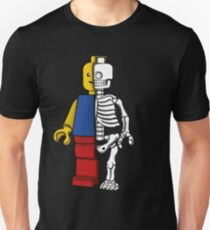 """Lego anatomy"" Slim Fit T-Shirt"