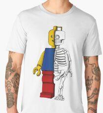 """Lego anatomy"" Men's Premium T-Shirt"