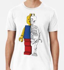 """""""Lego Anatomie"""" Männer Premium T-Shirts"""