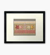 Get well Soon Framed Print