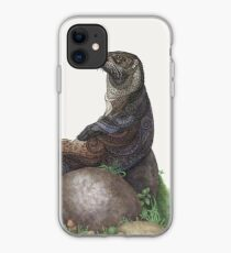 The Majestic Otter iPhone Case