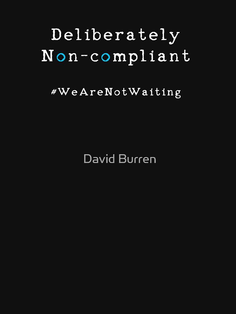 Deliberately non-compliant (white text) by DavidBurren