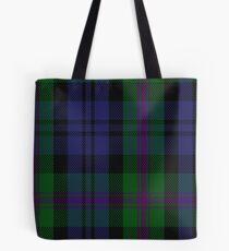00382 Modern Baird Clan/Family Tartan  Tote Bag