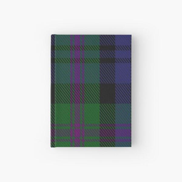 00382 Modern Baird Clan/Family Tartan  Hardcover Journal