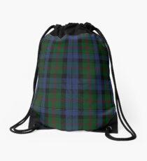 00381 Baird Clan/Family Tartan  Drawstring Bag
