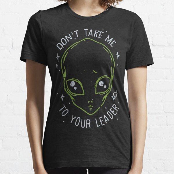 The Flash (camisa de Cisco) - No me lleves a tu líder Camiseta esencial