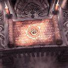 Mystic Scroll by Ethan  Harris