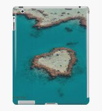 Heart Reef © Vicki Ferrari iPad Case/Skin