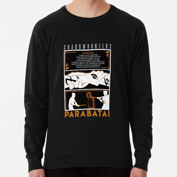 Parabatai Oath - Shadowhunters Lightweight Sweatshirt