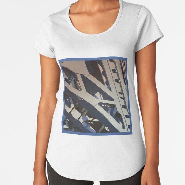 GW BRIDGE Premium Scoop T-Shirt
