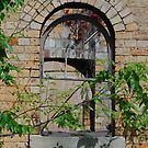 Gladesville Hospital - View to the Inside by Bev Woodman