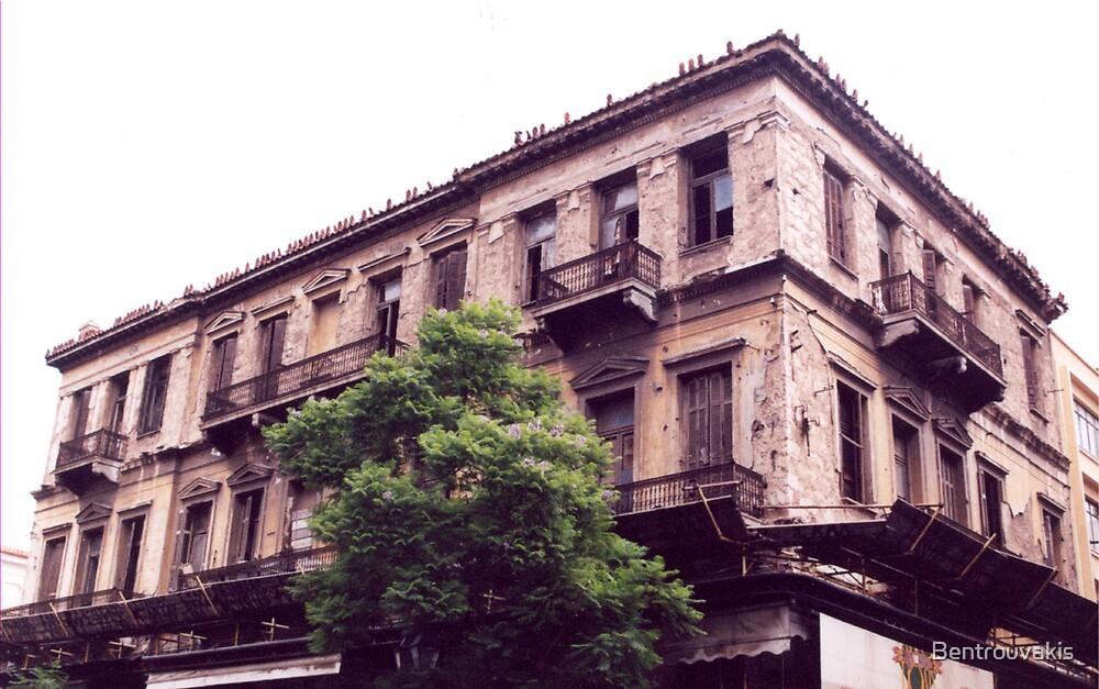 40, Athinas str., Athens GR (1) by Bentrouvakis