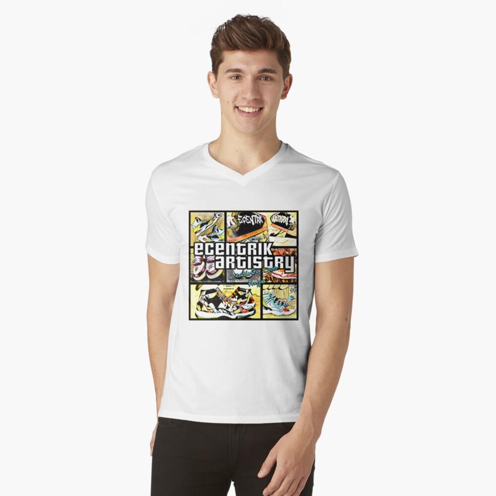 GTE V-Neck T-Shirt